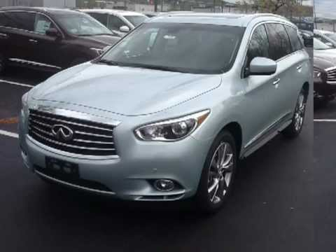 Glacial Silver Jx35 Has Arrived At Harte Infiniti Youtube