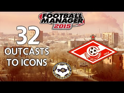 Outcasts To Icons - Ep.32 Time For Reinforcements! (Astana-64) | Football Manager 2015