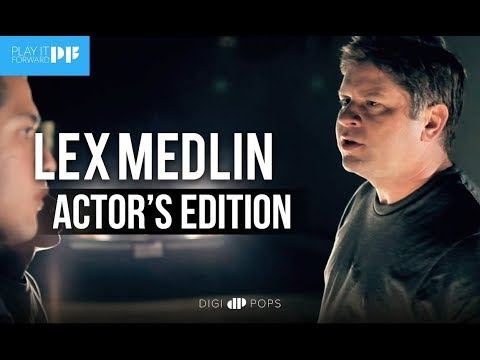 PIF Actor's Edition: Lex Medlin