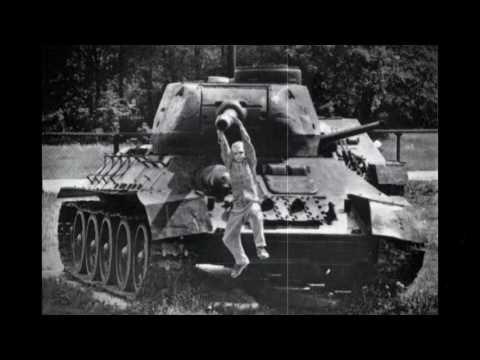 Адольф Гитлер Мы сядем на танки Russian Punk 1986
