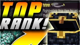 I GOT TOP RANK FROM A GOD CRATE!!? - Minecraft Factions | New Liberty (Factions Server) EP:1