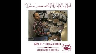 Fill Your Friday - Improving Your Paradiddle