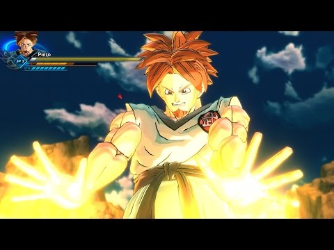 Best Male Earthling Ki Blast Super build For Beginners! Dragon Ball Xenoverse 2