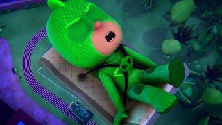 Герои в масках - Особенный камень Гекко - Сборник (120 минут) - мультики для детей