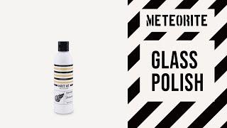 《隕石》玻璃除油膜〈WAKE ME喚醒_產品使用指南〉