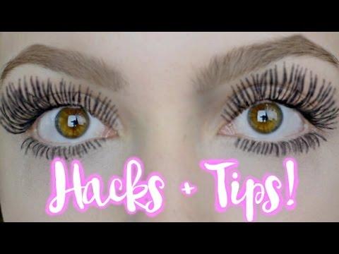 3ab5c1ed5ae 8 Mascara Hacks You Need To Know! - YouTube