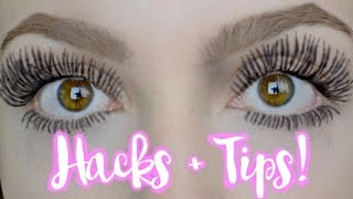 8 Mascara Hacks You Need To Know!