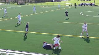 Northport v Smithtown West JV Soccer 4/8