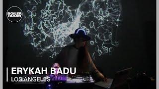 Erykah Badu Boiler Room Los Angeles x Low End Theory DJ Set