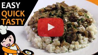 Beef Stroganoff - Recipe Videos