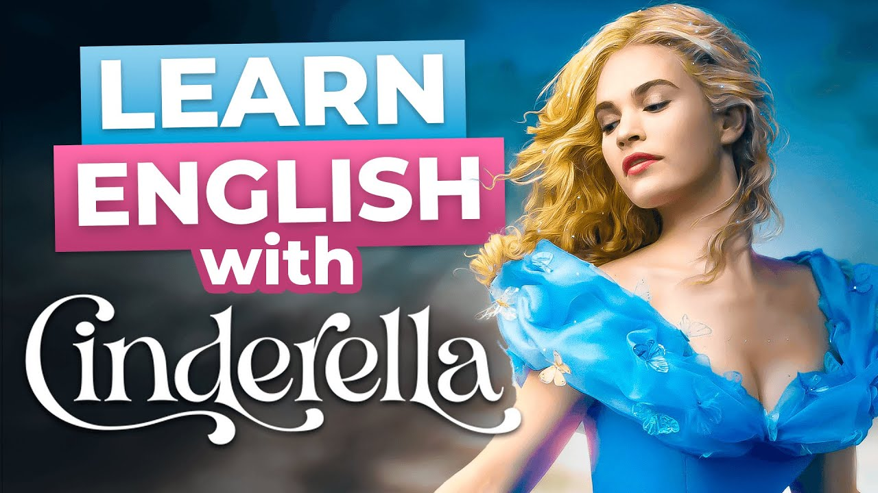 Learn English With Disney   Cinderella