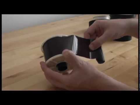 Loading 120 Roll Film onto a Developing Reel