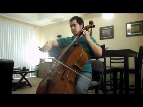 6. Hunter's Chorus - Suzuki Cello Book 2