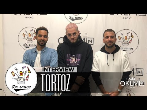 Youtube: TORTOZ («ROZE», changement physique, la notoriété, son travail d'auteur…) – LaSauce sur OKLM Radio