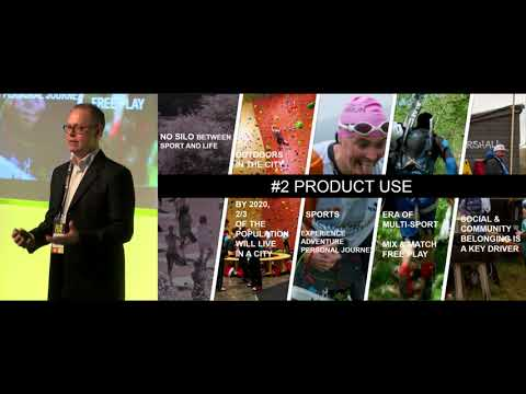 Amer Sports - Becoming OmniChannel - Identity Live 2017 - London