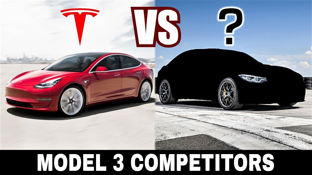 Tesla Model 3 VS 7 Top Competitors: Best Sports Sedans You Can Own