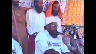 Hazrat Allama Ahmed Saeed Khan Multani RA (Uchi Soch)