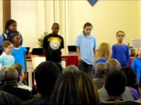 Raytown MLK Day 2011 Spring Valley Elementary School Choir