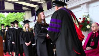 2011 Stonehill College Commencement