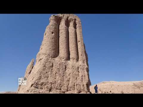 Walking the Silk Road, where globalization got started