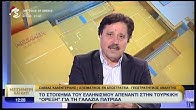 Ο Σάββας Καλεντερίδης στο «Μεσημέρι και Κάτι»