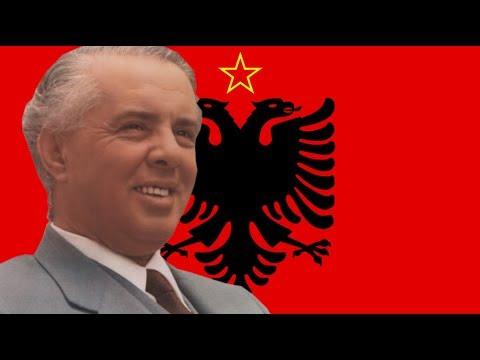 Enver Hoxha Tungjatjeta! Long Live Enver Hoxha! (English Subtitles)