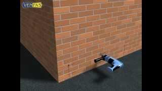 видео Крепежные элементы для фасадных систем