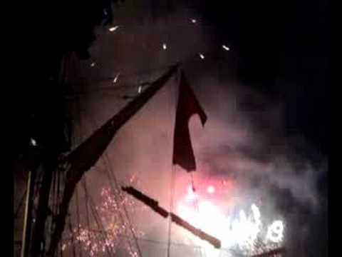 Splendid Fireworks - Part 3 - Harbour Fest,Bristol