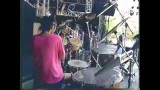Boredoms - Super Go!!!!! (live1999 Fuji rock)
