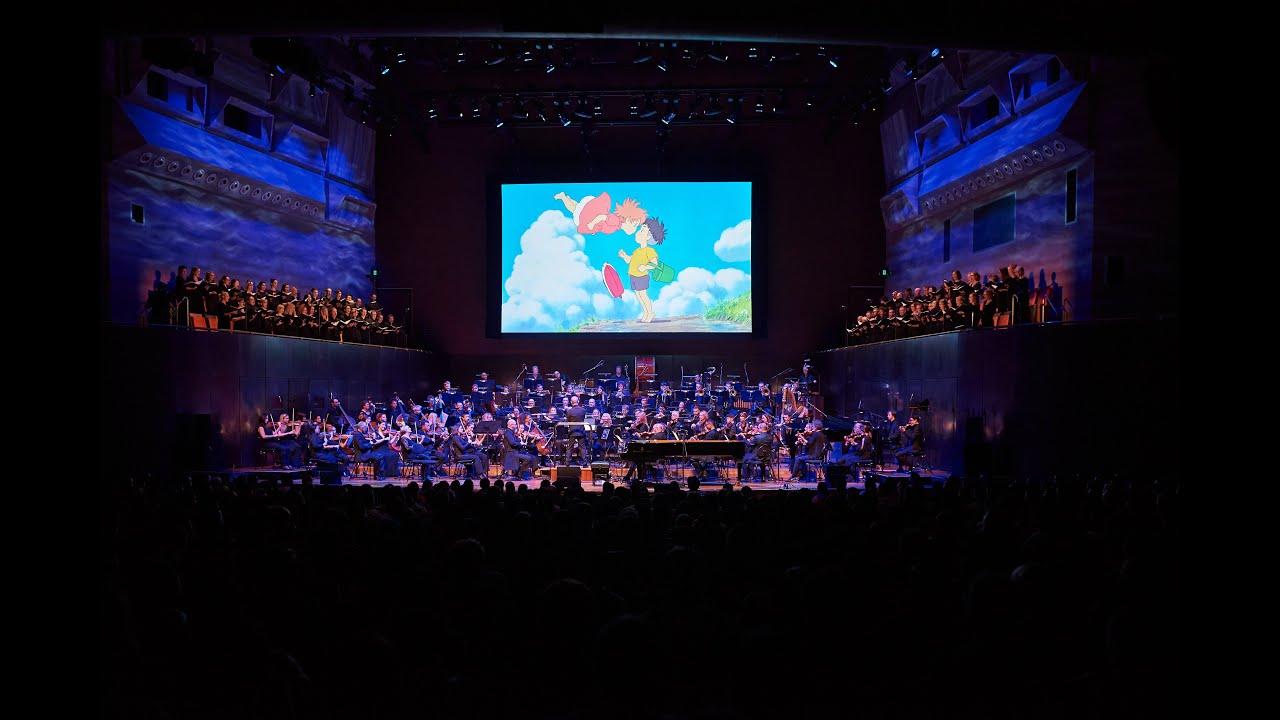 JOE HISAISHI EN CONCERT SYMPHONIQUE : Les musiques des films du Studio Ghibli de Hayao Miyazaki