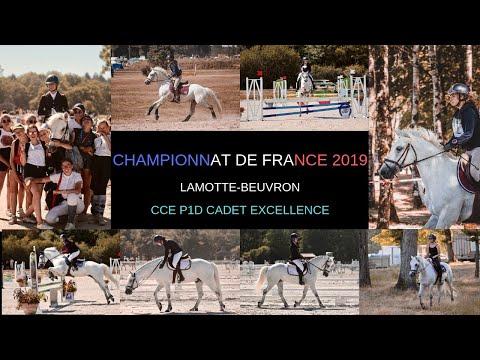 (VLOGMOTTE) Lamotte 2019 CCE P1D Cadet Excellence