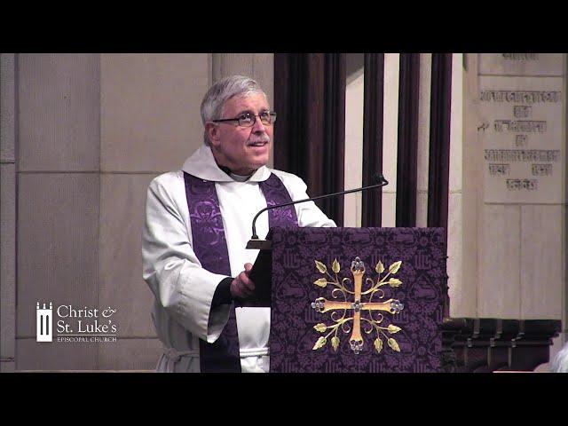 2.17.21 Ash Wednesday Liturgy