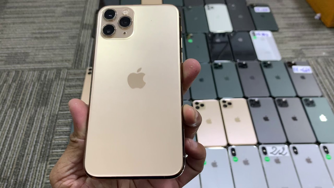 Download iPhone Xs Max 64G & 256G LLA GoldiPhone 11Pro 64G | 256G តម្លៃល្អពិសេស