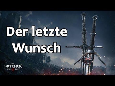let's-read:-the-witcher-3-wild-hunt---der-letzte-wunsch
