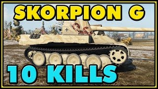 wot skorpion g matchmaking