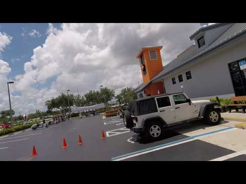 HD Hawkeye - Motorcycle Ride on Tamiami Trail to Naples HD (GoPro)