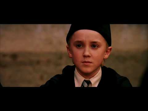 Draco Malfoy in Harry Potter and the Philosopher