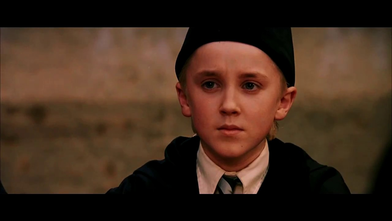 draco malfoy in harry potter and the philosophers stone