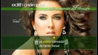 EDITH MÁRQUEZ Karaoke TOTAL