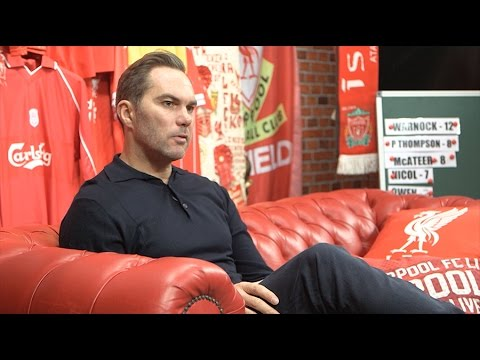 Jason McAteer - Hair Goals! Stigma for hair transplant is a thing of the past.