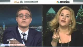AFP's Jennifer Stefano unloads on MSNBC's Chris Hayes