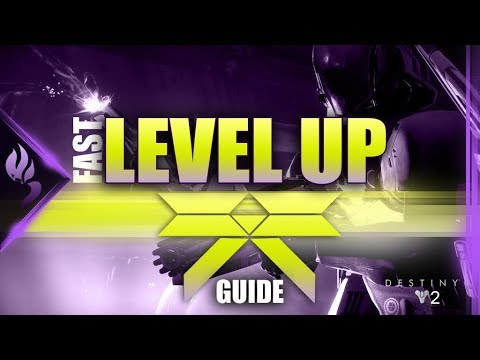 Super Fast Way To Level Up In Destiny 2   Gunsmith Grinding [Guide]