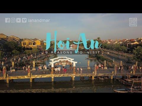 9 REASONS TO VISIT HOI AN (CITY OF LANTERNS) | HOI AN, VIETNAM