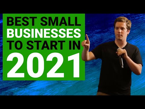 Best Small Businesses To Start In 2020