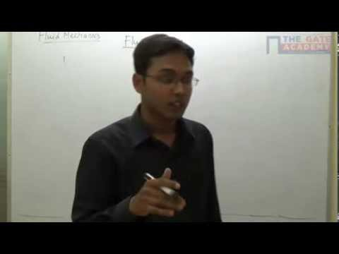Fluid Statics | Fluid Statics Lecture | Fluid Mechanics | GATE Exam