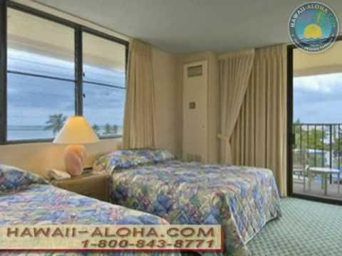 Oceanfront Hawaii Vacation - Hilo Hawaiian Hotel, Big Island