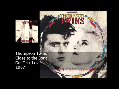 Discography Thompson Twins