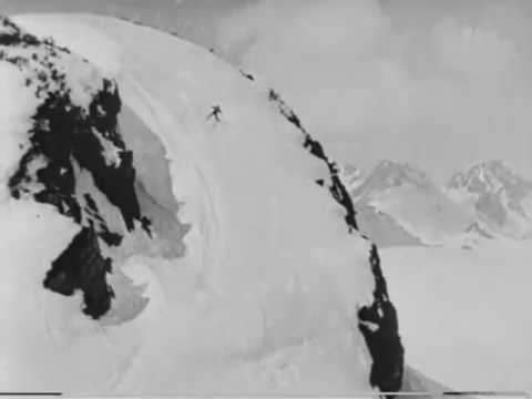 Das Wunder des Schneeschuhs (Arnold Fanck, 1920)