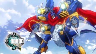 Chrono Dragon Nextage | Stride Generation | Cardfight Vanguard G
