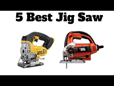 Best Jigsaw 2019 - Top 5 Best Jigsaw Review
